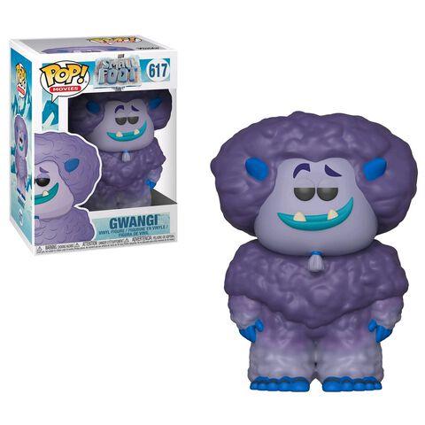 Figurine Funko Pop! N°617 - Yeti Et Compagnie - Gwangi