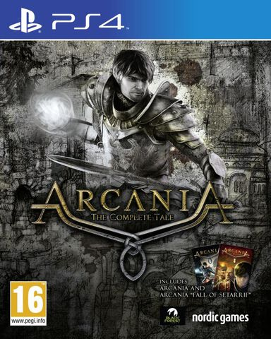 Arcania : The Complete Tale