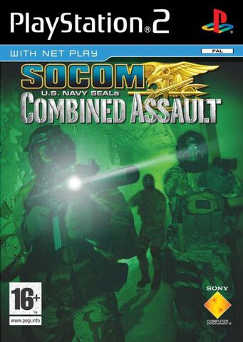 Socom Combined Assault