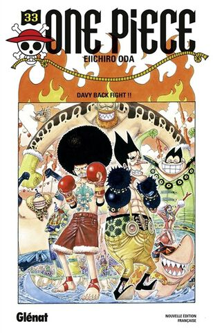 Manga - One Piece - Edition Originale Tome 33