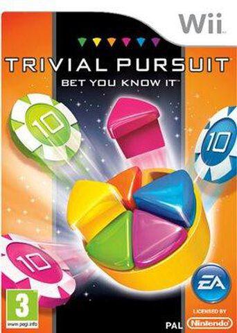 Trivial Pursuit : Bet You Know It