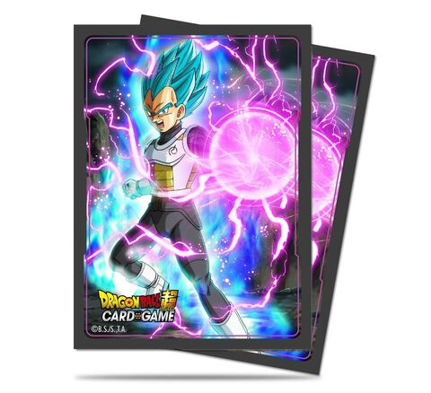 Protège-cartes - Dragon Ball Super - (65) Vegeta God