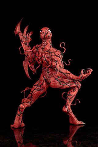 Statuette Kotobukiya - Marvel Now - Carnage Artfx
