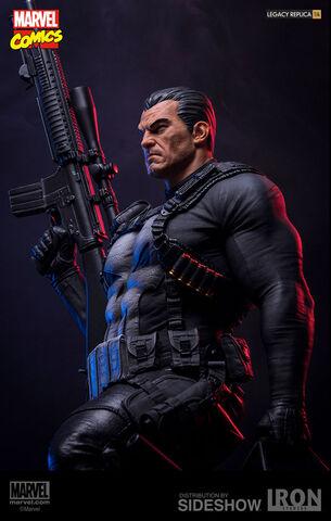 Statuette Iron Studios - Marvel Comics - The Punisher Legacy Replica 1/4