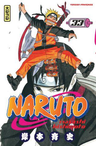 Manga - Naruto - Tome 33