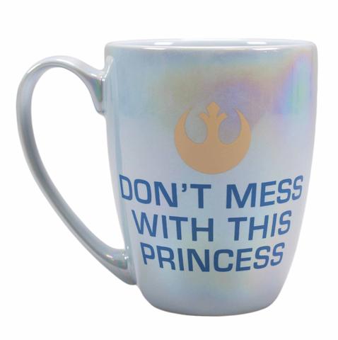 Mug - Star Wars - Don't Mess With This Princess