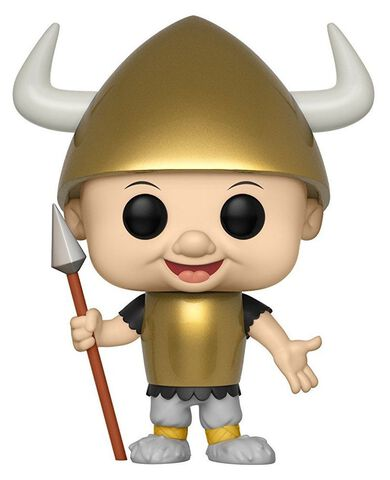 Figurine Funko Pop! N°310 - Looney Tunes - Elmer Fudd (viking)