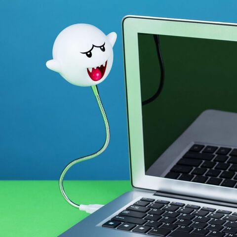 Lampe - Super Mario - Boo USB
