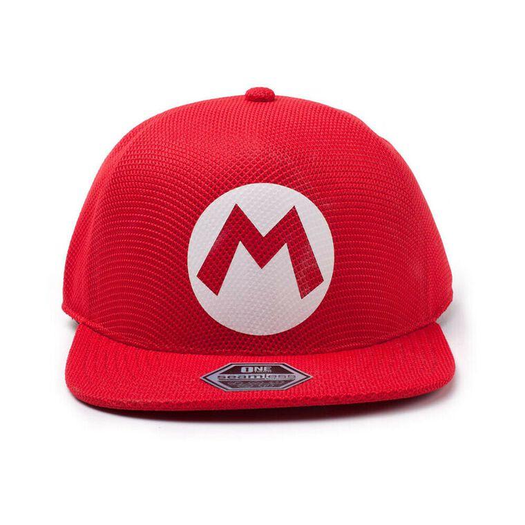 Casquette - Nintendo - Super Mario Badge Seamless