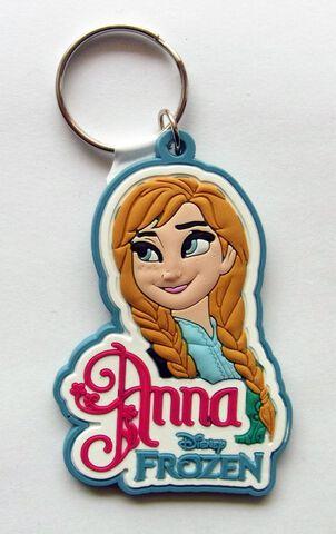 Porte-clés - Reine des Neiges - Anna
