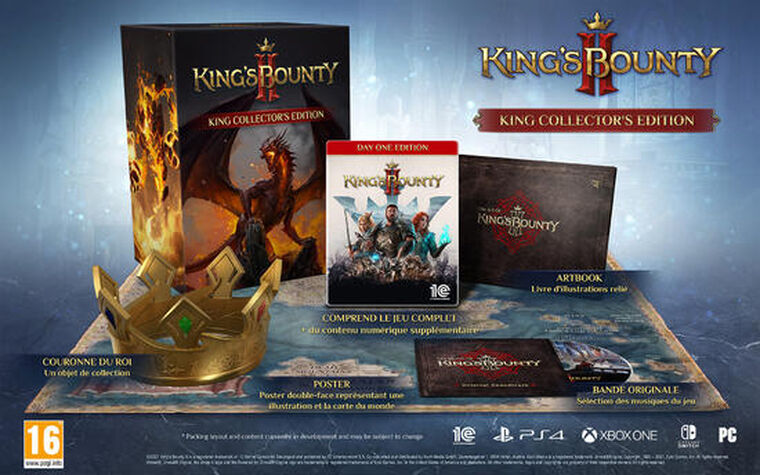 King's Bounty II Limited Edition