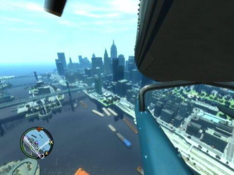 Grand Theft Auto IV (gta)