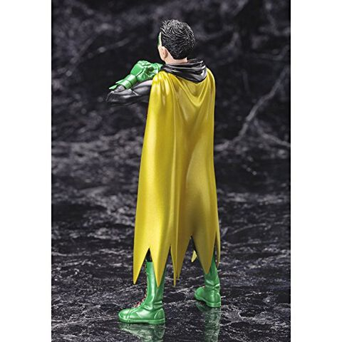 Figurine - DC Comics -  Artfx+ - Robin Damian Wayne (the New 52) - 16 cm