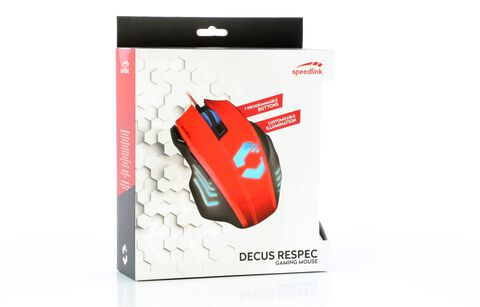 Souris Gaming - Speedlink - Decus Respec
