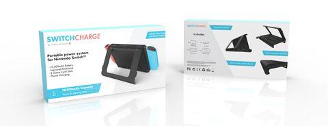Bundle chargeur - Nintendo Switch -SwitchCharge