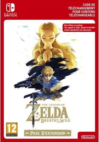 Season Pass The Legend Of Zelda Breath Of The Wild Switch