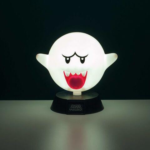 Lampe - Super Mario World - Boo 3D