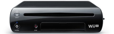 Nintendo Wii-u 32 Go Noire - Occasion