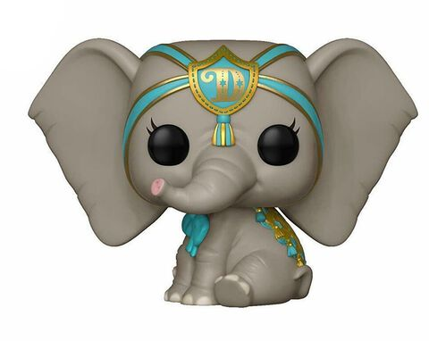 Figurine Funko Pop! N°512 - Dumbo Le Film - Dumbo tenue indienne