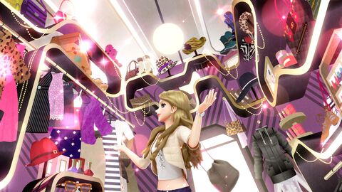 Nintendo Présente La Maison Du Style 3 Looks De Stars