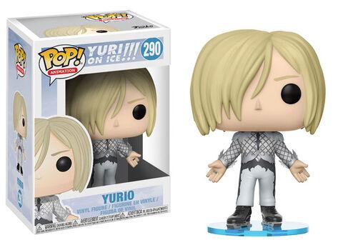 Figurine Rock Candy - Yuri On Ice - Yurio
