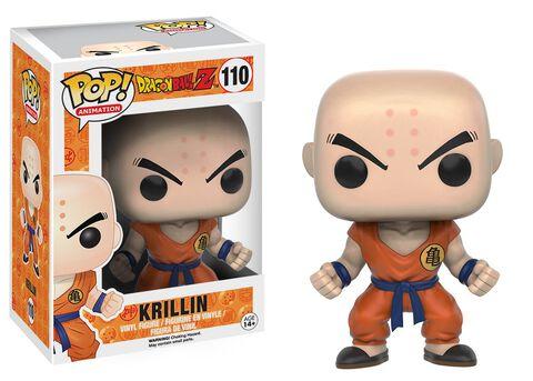 Figurine Funko Pop! N°110 - Dragon Ball Z - Krillin