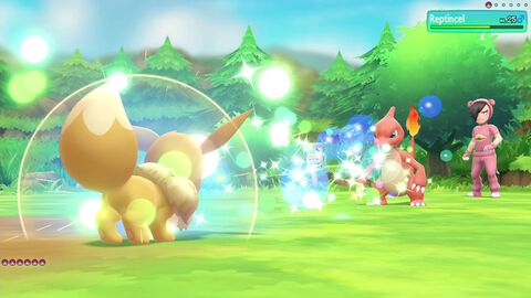 Pokemon Let's Go Evoli - Dlc -jeu Complet