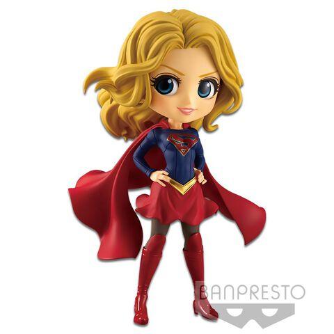 Figurine Q Posket - DC Comics - Supergirl (couleur Standard A)