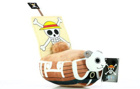 Peluche - One Piece - Going Merry 25 Cm