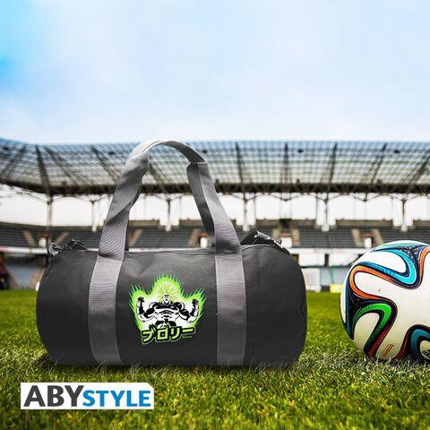 Sac de sport - Dragon Ball Broly - Broly Gris / Noir