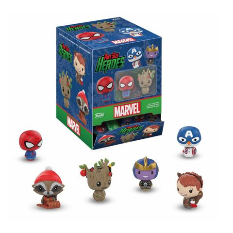 Figurine Mystère - Marvel - Pint Size Heroes Holiday