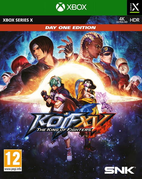 The King Of Fighters XV Day One Edition