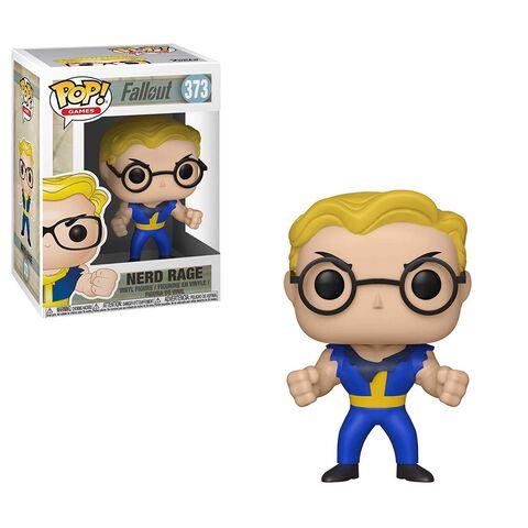 Figurine Funko Pop! N°373 - Fallout - S2 Vault Boy (nerd Rage)