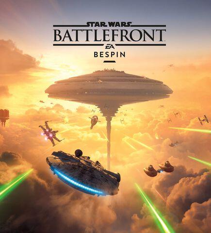 DLC 2 - Star Wars Battlefront Bespin - PS4