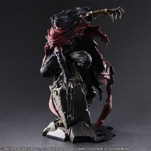 Figurine Static Arts Gallery - Final Fantasy VII - Vincent Valentine