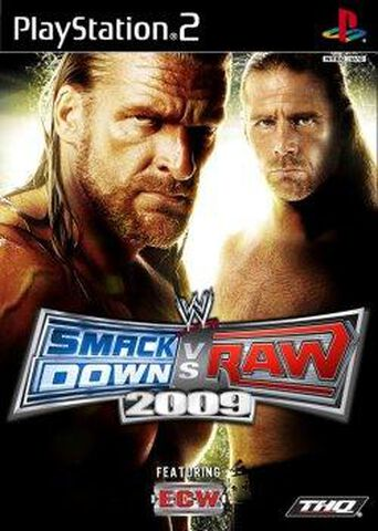 Wwe Smackdown Vs Raw 2009 Platinum