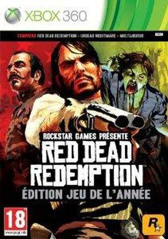 Red Dead Redemption Goty