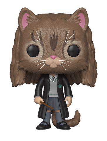 Figurine Funko Pop! N°77 - Harry Potter - Série 5 Hermione en chat