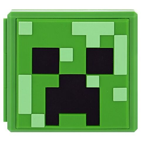 Boite de rangement Minecraft Creeper