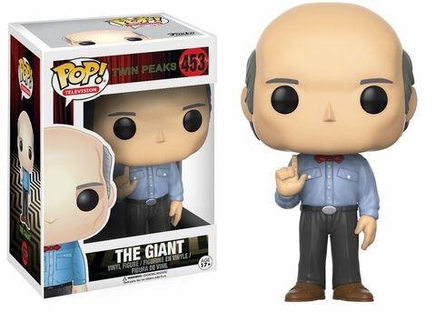 Figurine Funko Pop! N°453 - Twin Peaks - Giant