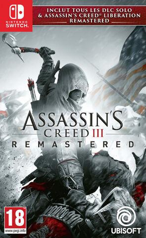 Assassin's Creed 3 + Ac Liberation Remaster