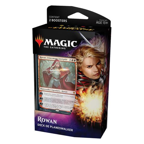 Deck - Magic The Gathering - Trône D'eldraine Planeswalkers