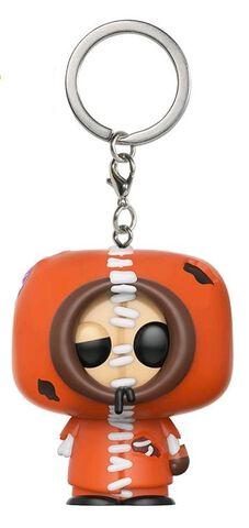 Porte-clés Funko Pop! - South Park - Kenny Zombie