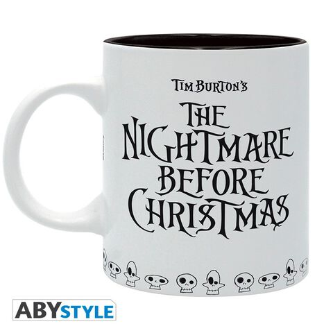 Mug - L'Étrange Noël de Monsieur Jack - Sally - 320 Ml