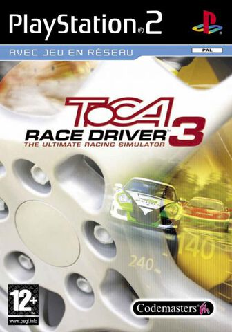 Toca Race Driver 3 The Ultimate Racing Simulator
