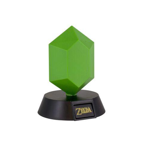 Lampe - Zelda - Rubis Vert