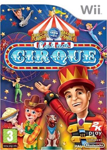 C'est mon Cirque