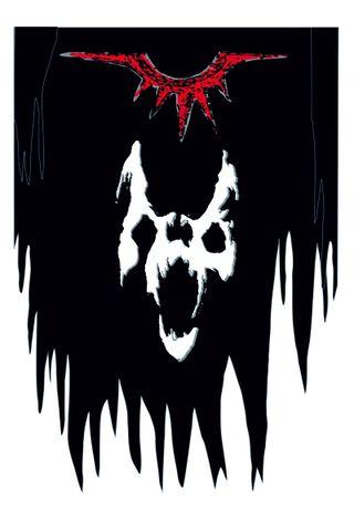 Banniere - Le Seigneur des Anneaux - Drapeau Orcs de Mordor