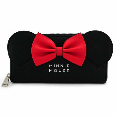 Portefeuille Loungefly -  Disney - Minnie