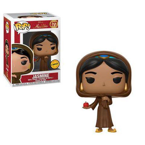 Figurine Funko Pop! N°477 - Aladdin - Jasmine Déguisée (c)